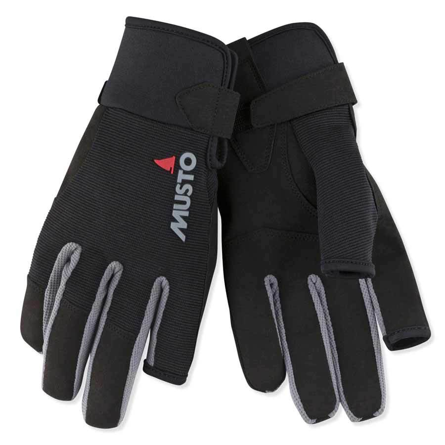 MUSTO Essential Sailing Long Finger Segel-Handschuhe