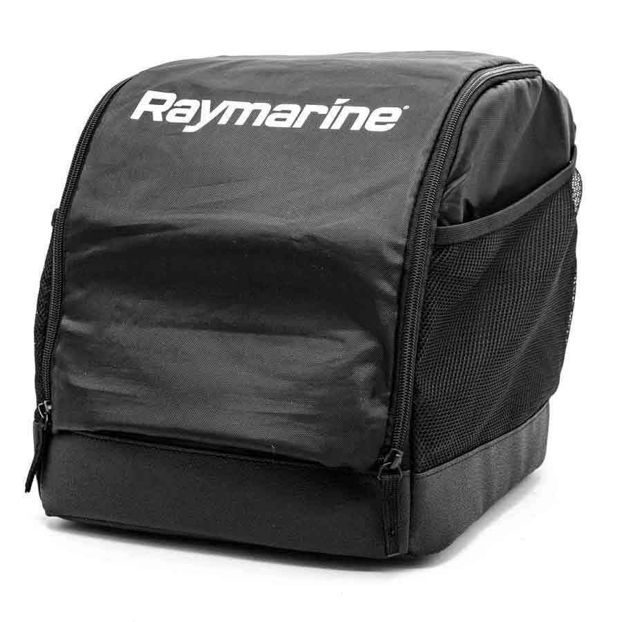 Raymarine Echolottasche mit Montagebasis