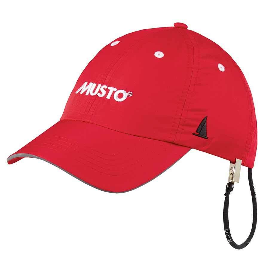 MUSTO Fast Dry Crew Cap