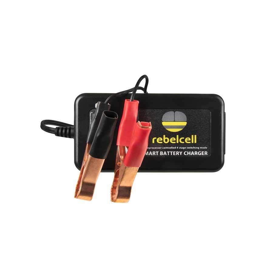 Rebelcell Ladegerät 14.6V3A für START Starterbatterie
