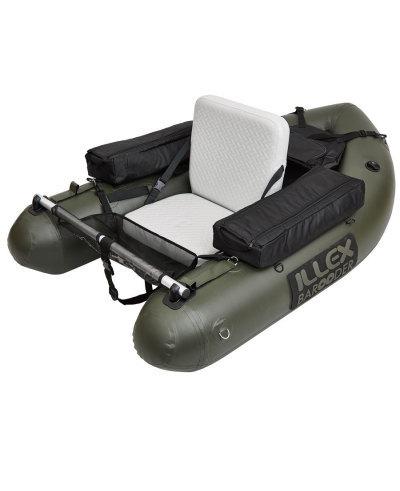 ILLEX Insider 150 Kaki Belly Boat