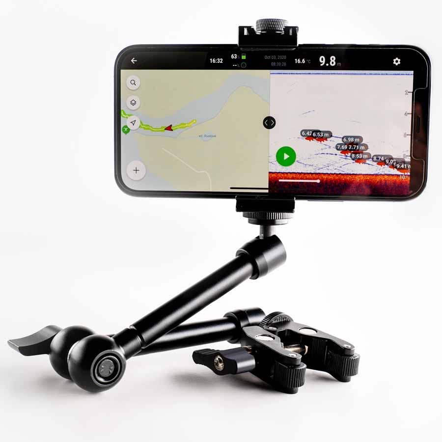 Deeper Smartphone Halterung für Boot und Kajak