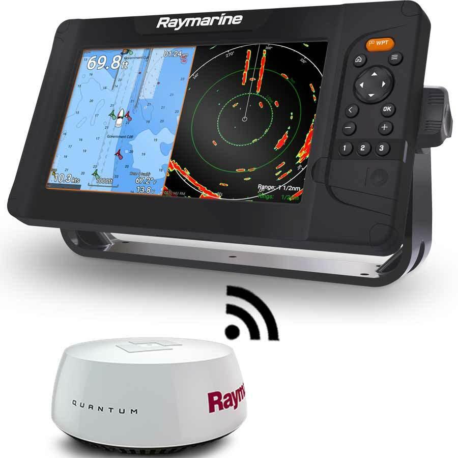 Raymarine Element 12 S Radar Pack