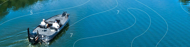 Simrad Echolote bieten Anglern herausragende Leistung und Qualität. Dazu kommt eine fantastische Konnektivität für alle weiteren Komponenten wie Radar, Autopiloten oder Funkgeräte.