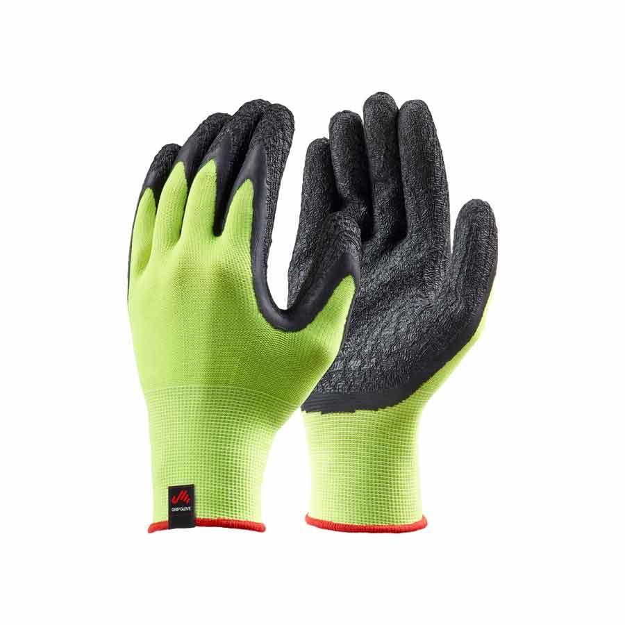 MUSTO Dipped Grip Gummi-Handschuhe 3er Pack