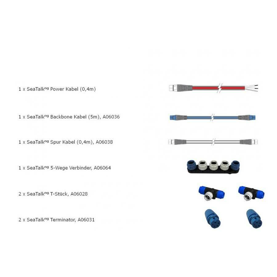 Raymarine Evolution EV1 Kabelsatz R70160