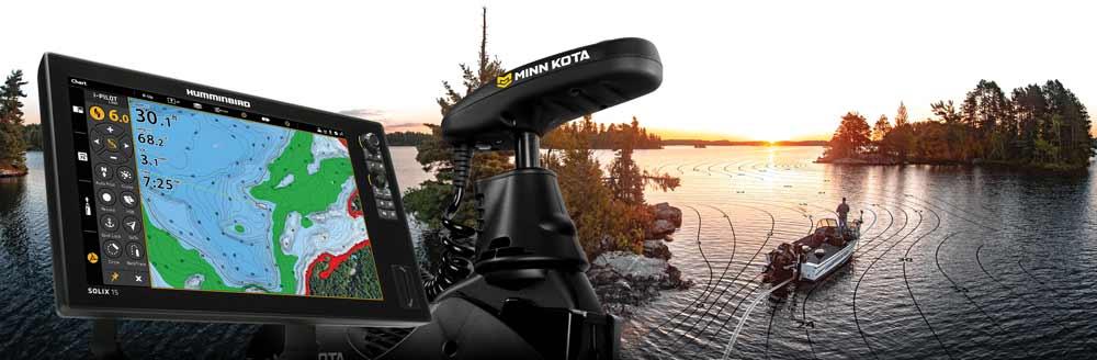 Vorteile des neuen Helix 9 G4N im One Boat Network von Humminbird