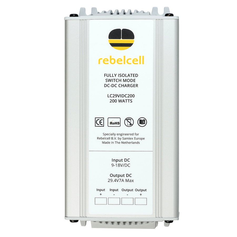 Rebelcell Range Extender 29.4V07A