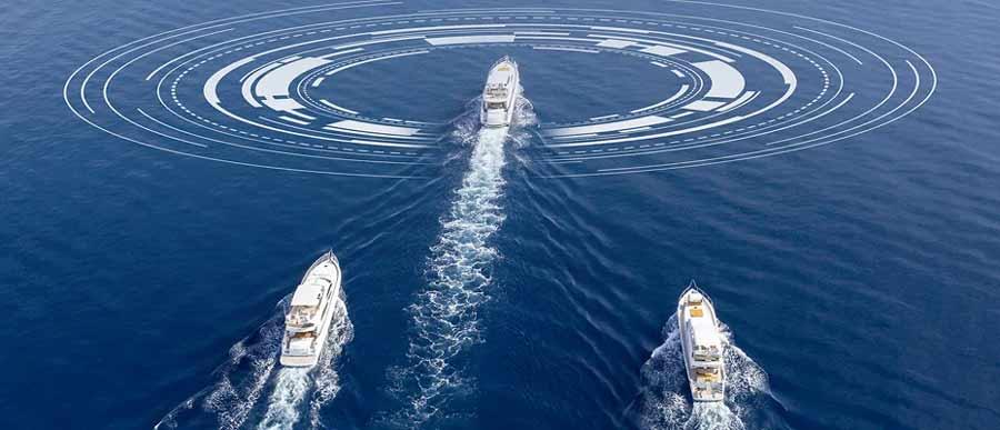 Marine Radar schützt dich und dein Boot rundum
