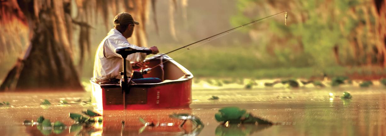 Minn Kota Motoren - für Angler die Absolute Nummer eins