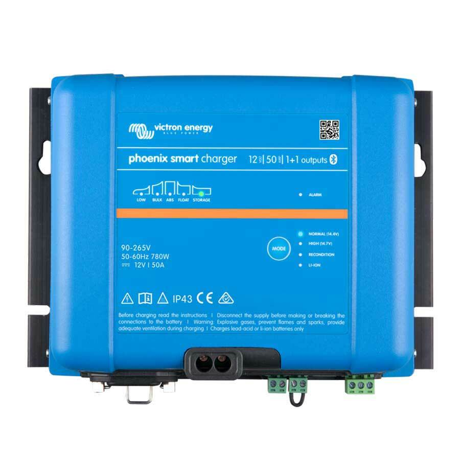 Victron Energy Phoenix Smart IP43 Ladegerät 12/50 (1+1)