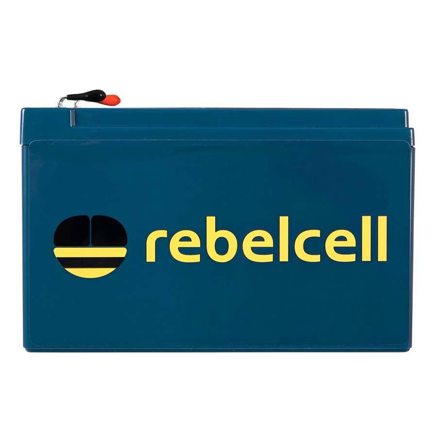 Rebelcell 12V18AV Angling - Lithium-Ionen-Akku für Echolote und Futterboote