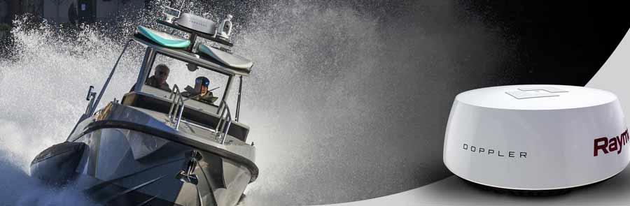 Quantum Doppler Radar von Raymarine mit herausragender Performance