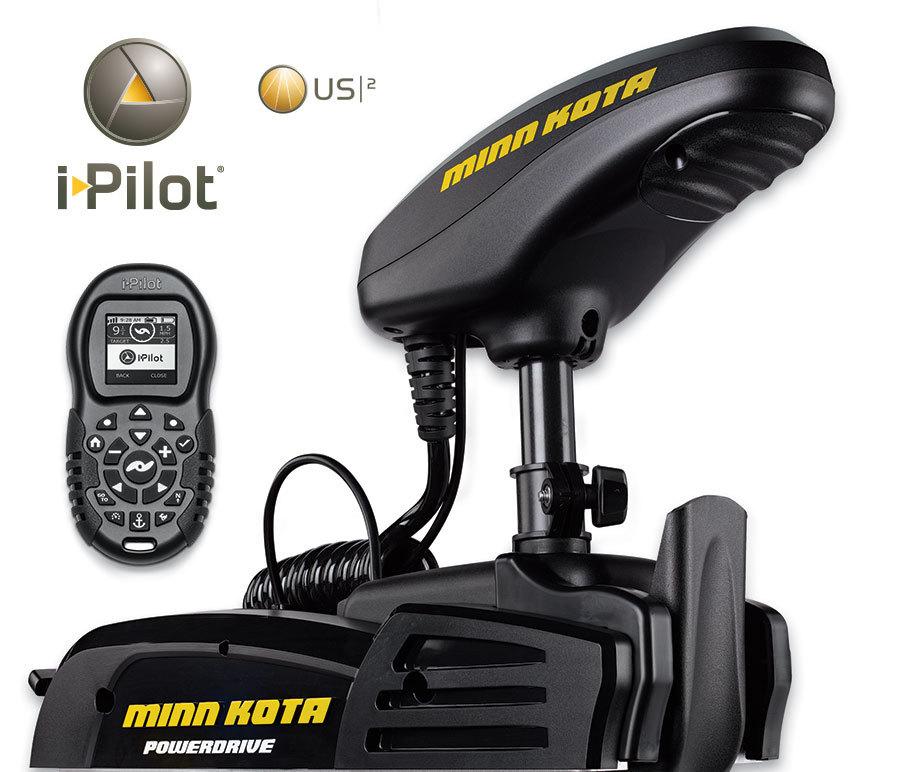 Minn Kota PowerDrive 55 BT i-Pilot US2 - 137 cm