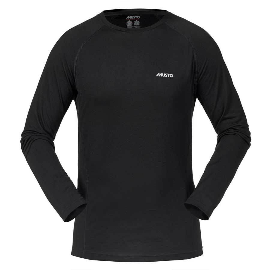 MUSTO Merino Long Sleeve T-Shirt