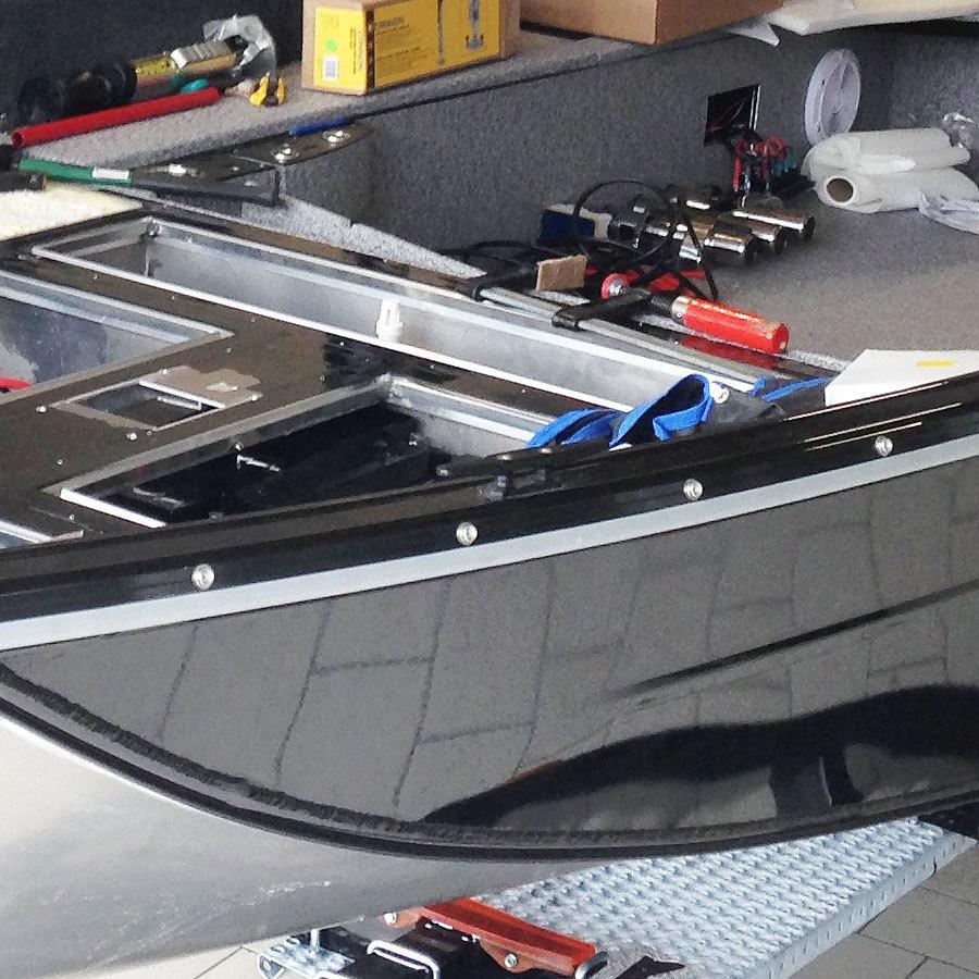 Installations- und Einbau-Service für Boote und Yachten