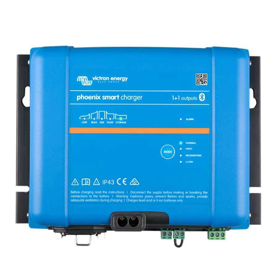 Victron Energy Phoenix Smart IP43 Ladegerät 24/16 (1+1)
