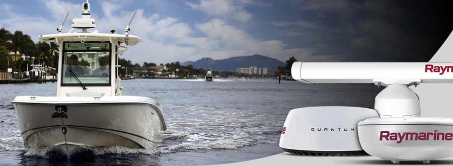 Mit einem Raymarine Marine Radar bleibt nichts unerkannt. Egal wie die Bedingungen sind - du wirs sicher navigieren. Hier erfährst du alles über die tolle Radartechnik für dein Boot.