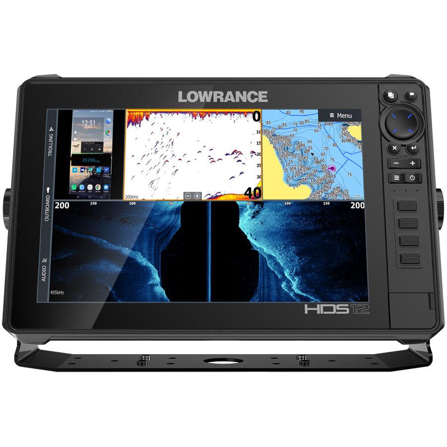 Lowrance HDS-12 LIVE Echolot
