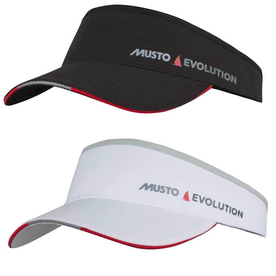 MUSTO Evolution Race Visor Cap