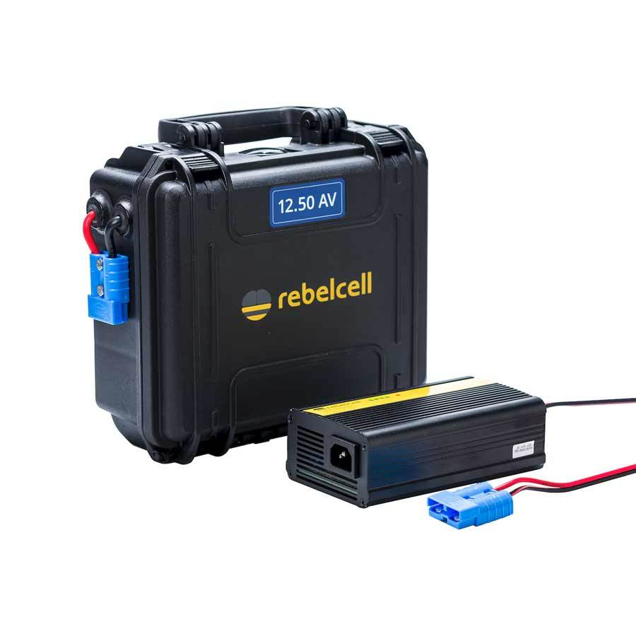 Rebelcell Outdoorbox 12.50 AV