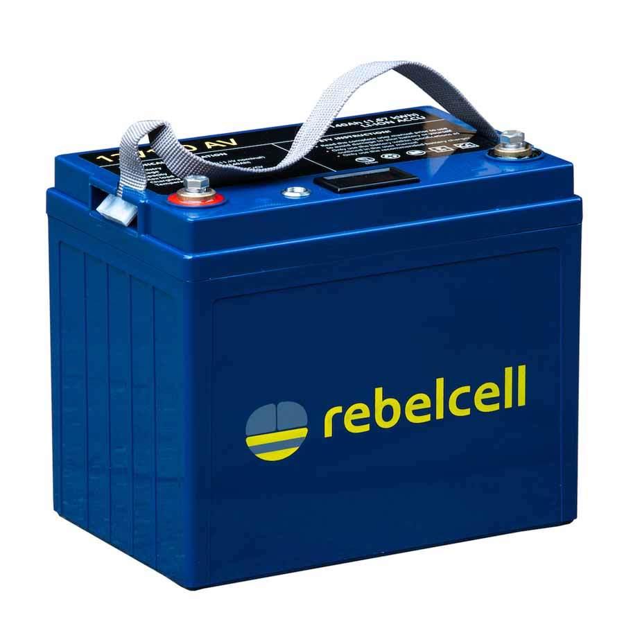 Rebelcell 12V100 AV Li-Ion Akku