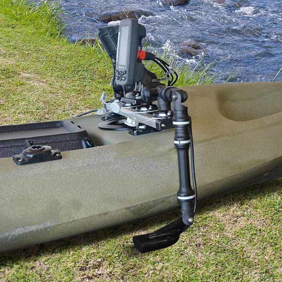 Railblaza Kayak & Canoe Sounder & Transducer Mounts ohne Echolothalter