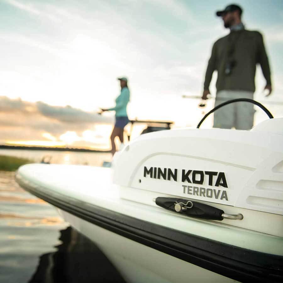 Minn Kota Riptide Terrova 80 BT i-Pilot Link - 152 cm